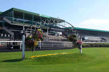 Newcastle Racecourse - Adult or Child Entry to Percy Hedley Race Night and Lindisfarne Concert - Save 0%