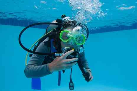 H2O Divers - Two hour scuba diving lesson for one - Save 0%
