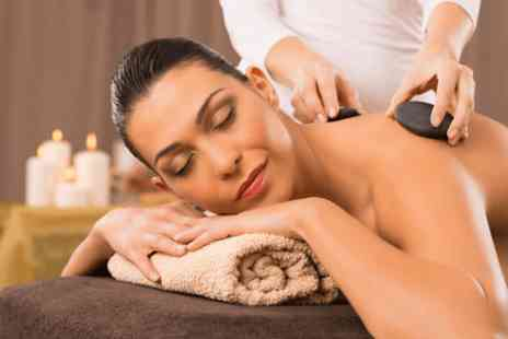 Beauty Retreat - 60 minute hot stone massage including a back cleanse and mask for one - Save 0%