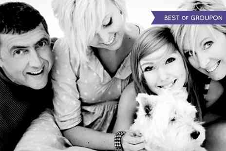 Ray Lowe Studios - Family Photoshoot With Images - Save 0%