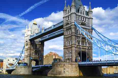 London Party Boats - Ticket to Thames Cruise With Cream Tea - Save 20%