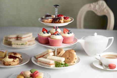Talking Tea Room - Delicious afternoon tea for 2  - Save 50%