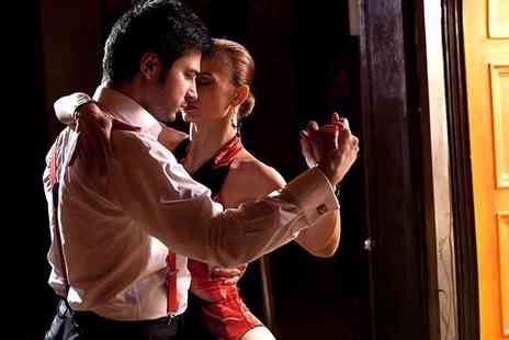 SalsaWild -  Five salsa or Argentine tango lessons  - Save 82%