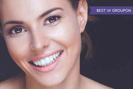 Pure Clinic - Six Month Smiles Clear, Fixed Braces On a Single Arch - Save 66%