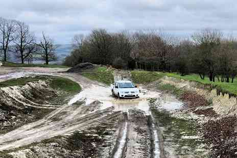 True Grip Off Road - One hour off roading experience for 2  - Save 50%