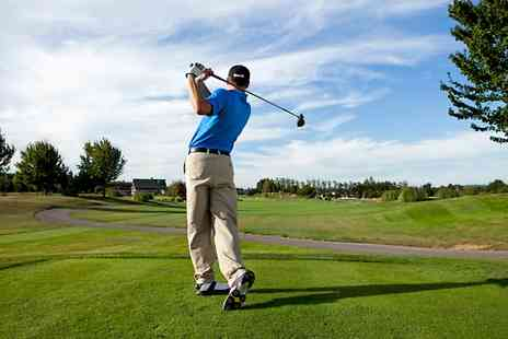 A S Brook Golf - Golf Coaching Two PGA Lessons With Video Analysis For One - Save 73%