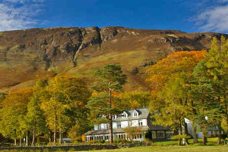 The Borrowdale Gates Hotel - Four Star Lake District Valley Hotel with AA Rosette Restaurant - Save 0%