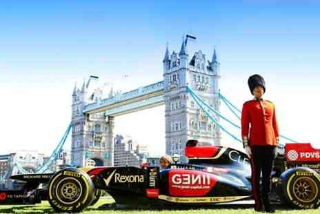 GP Events - One Day Ticket To Race Week London  - Save 42%