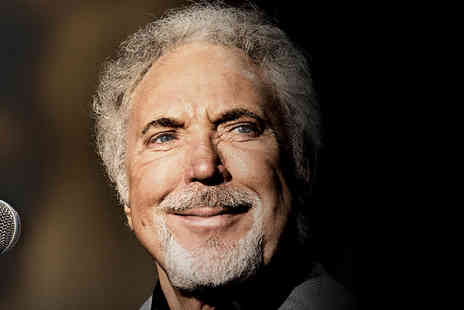 Cuffe and Taylor Event Management - Ticket to see Tom Jones live at Greenwich Music Time on 27th July 2015  - Save 0%