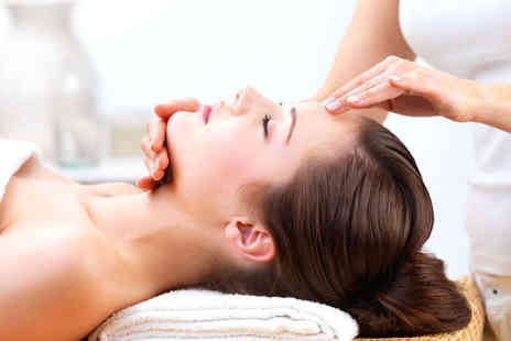 Shapers - Indian Head Massage - Save 50%