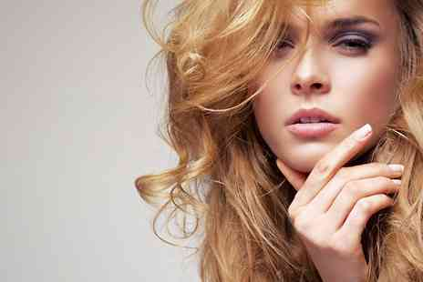Coco at Angel - Cut, Blow Dry and Black Caviar Conditioning Plus Colour Option - Save 68%