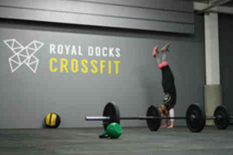 Royal Docks Crossfit - Eight Training Sessions for One - Save 94%