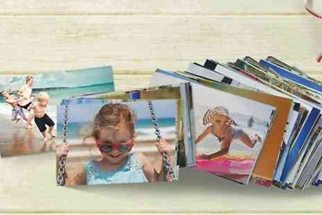 "Snapfish - 200 Personalised 7"" x 5"" Photoprints - Save 84%"