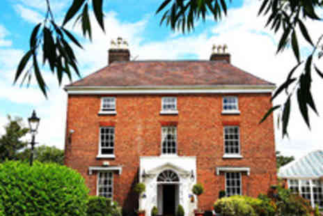 Hadley Park House Hotel - Elegant Two Night Dining Break in Shropshire - Save 50%