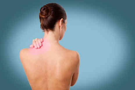 The Back Pain Centre -  40 minute chiropractic examination including  X-rays and 2 follow up treatments - Save 84%