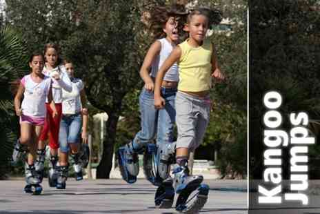 Kangoo Jumps - Children's Kangoo Jumps Party For Up To 20 Kids for £40 - Save 60%