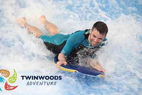 Bodyflight Bedford - Indoor Surfing Experience For Two - Save 50%