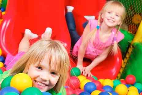 Gambado Chelsea - Soft Play Centre for Family Summer or Annual Membership - Save 50%
