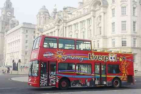 Sightseeing Liverpoool - Liverpool Sightseeing For Two  - Save 55%