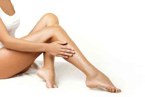 Boutique and Tanning - Three Sessions of Laser Hair Removal - Save 59%