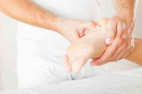 Therapy First Physiotherapy - Reflexology Session or Choice of Two Holistic Treatments - Save 60%