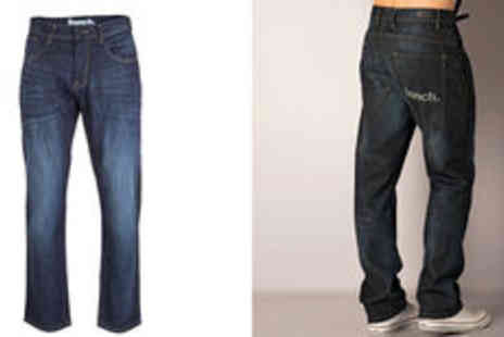 Getthelabel  - Bench Mens Density V4 jeans  plus delivery - Save 0%