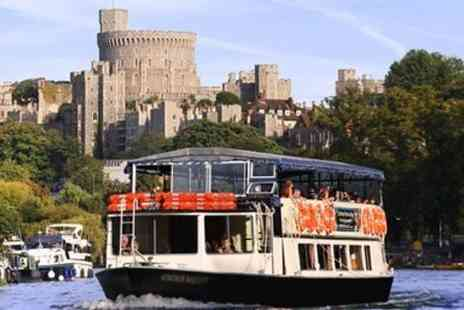 French Brothers Boat Cruises - Up to 26% off river cruise day trip and afternoon tea for two, from £35 - Save 26%