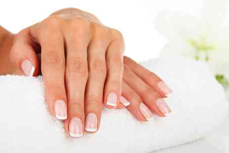 Fusion Hair Beauty - Gel Manicure or Pedicure  - Save 0%