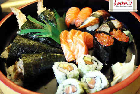 Samsi - £30 to Spend on Japanese Food and Drink for Two  - Save 50%