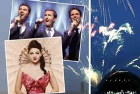 Cuffe & Taylor Touring - Tickets to Symphony at The Tower Featuring Blake - Save 49%
