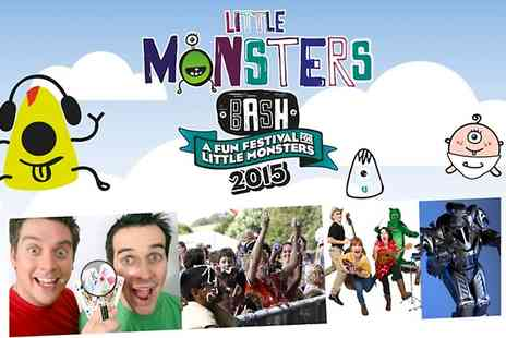 Little Monsters Bash - Entry to Little Monsters Bash Featuring Peppa Pig and CBeebies - Save 31%