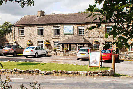 The Fat Lamb - Two Night Stay for Two with Full English Breakfast Daily  - Save 50%