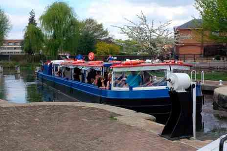 Lee and Stort Boats - Adult Ticket to Boat Cruise  - Save 0%
