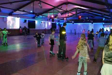 Roller City Rochdale -  Two Hour Skate Plus Membership  - Save 50%
