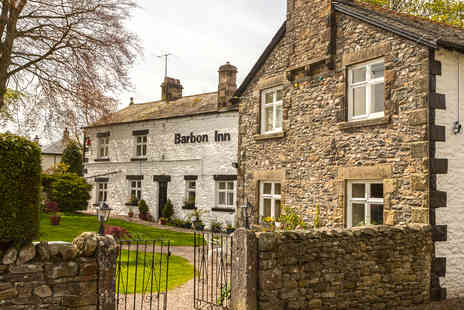 The Barbon Inn - One night in Rustic Lake District Coaching Inn - Save 0%