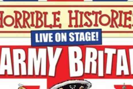 Birmingham Stage Company - Horrible Histories Barmy Britain Premium Tickets - Save 50%