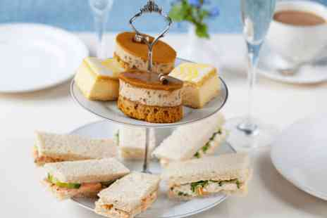 London Elizabeth Hotel - Traditional afternoon tea for two   - Save 0%