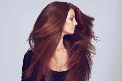 Sekret Hair - Brazilian Blow Dry With Haircut  - Save 40%
