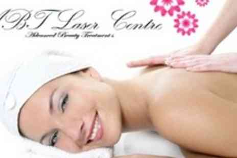 ABT Laser Centre - One Hour Full Body Massage - Save 62%