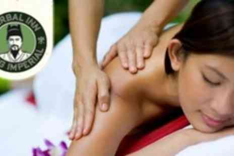 Herbal Inn - 75 Minute Facial Massage Pamper Package - Save 65%