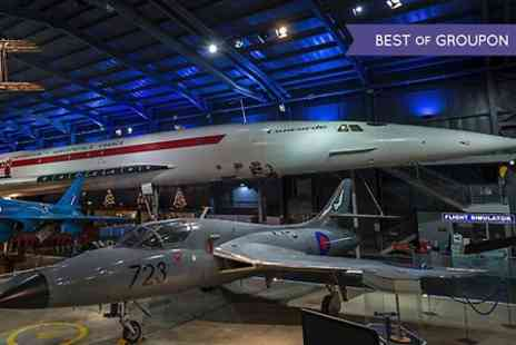 Fleet Air Arm Museum - Entry to Fleet Air Arm Museum For Two Adults - Save 52%