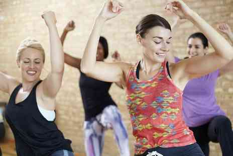 Ginger Jive - Six Strictly Dance Fitness Classes - Save 67%