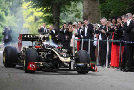 GP Events - General admission ticket to Race Week London at The HAC  - Save 52%