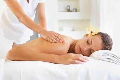Beauty Lounge - Choice of Reflexology or Massage Treatment  - Save 40%