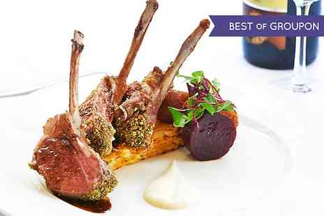 London Hilton Green Park - Three Course Dinner With Champagne Cocktails For Two - Save 46%
