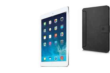 Yellowstone Partners - Refurbished Apple iPad Air Wi Fi  16GB White With XtremeMac Case and Screen Protector With Free Delivery - Save 0%