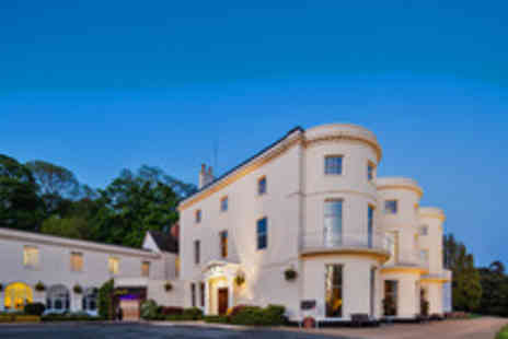 Mercure Hotels - Classic Gloucestershire Hotel Stay for Two with Dinner - Save 52%
