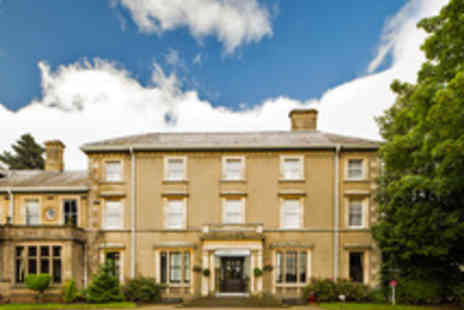 Mercure Hotels - Elegant Rural Retreat in Derbyshire for Two with Dinner - Save 46%