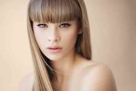 bounce hair and beauty - Cut With Blow Dry, Colour or Highlights - Save 50%