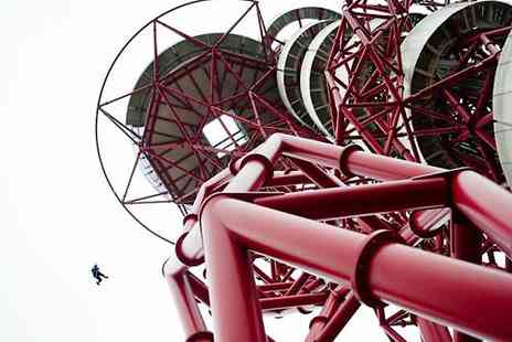 Arcelormittal Orbit - UKs Highest Freefall Abseil - Save 21%